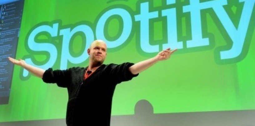 Spotify acquires music AI startup Niland