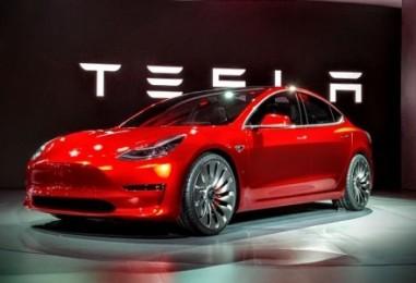 Tesla still lags behind on Model 3 deliveries