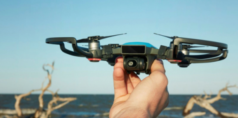 Check out Spark, DJI's cheapest and tiniest drone at $499