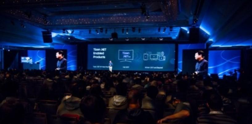 Samsung unveils Tizen 4.0 focussed towards IoT ecosystem