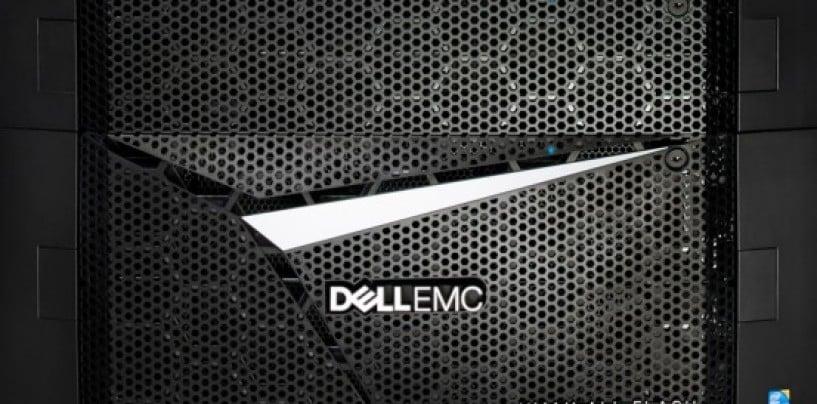 Dell EMC announces major refresh to its all-flash storage portfolio for enterprise and midrange