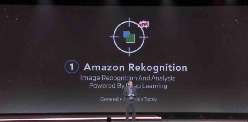 Amazon Rekognition Service will identify celebrity faces