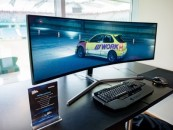 Samsung introduces 49-inch curved LED monitor sporting HDR, QLED and FreeSync2