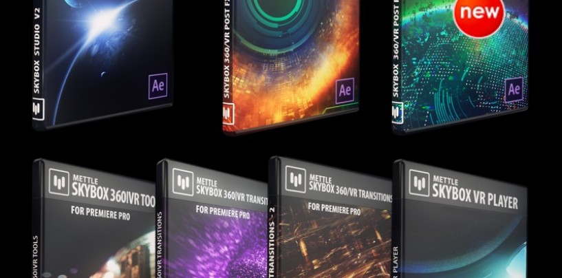 Adobe acquires Mettle's SkyBox tools to beef up its VR portfolio
