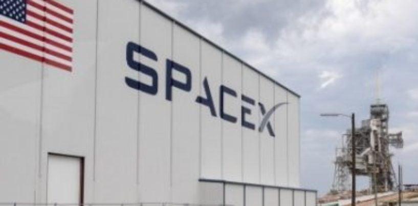 Elon Musk's SpaceX raises $100M more