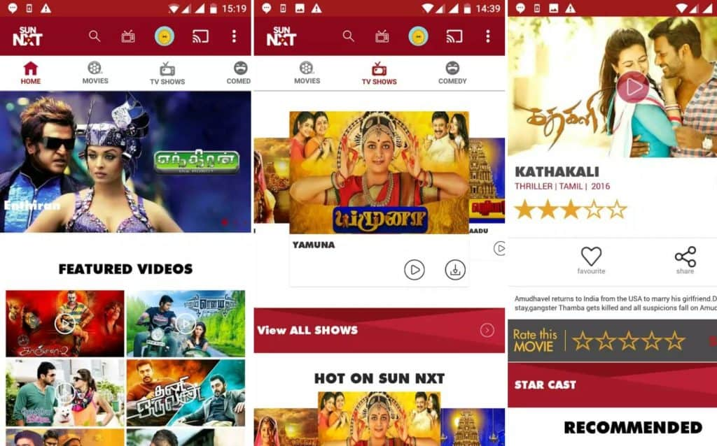 Sun TV launches Sun NXT, a digital content platform for Android