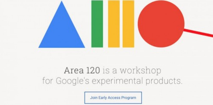 Google's Area 120 gets a dedicated website; unveils Project 'Advr' for VR advertising