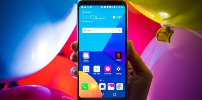 LG G6 gets Rs 13K price cut; now available for Rs 38,990