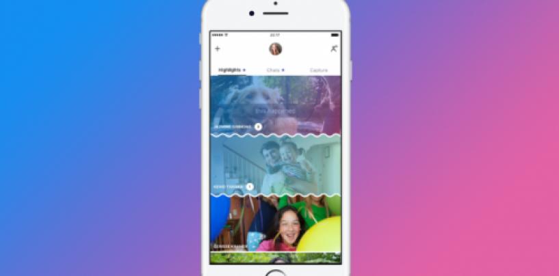 Skype gets Snapchat-inspired makeover