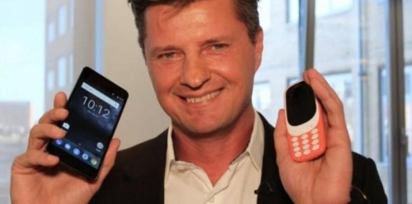 HMD Global CEO Arto Nummela calls it quit