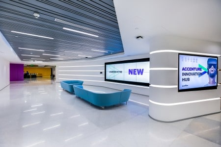 Accenture opens first innovation hub in Bangalore - CIOL