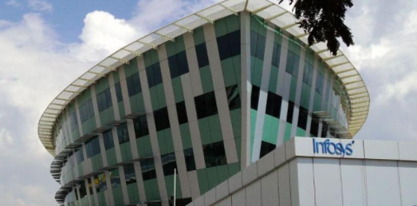 Infosys retains revenue guidance for FY18 despite 3.3pc dip in Q1 profit