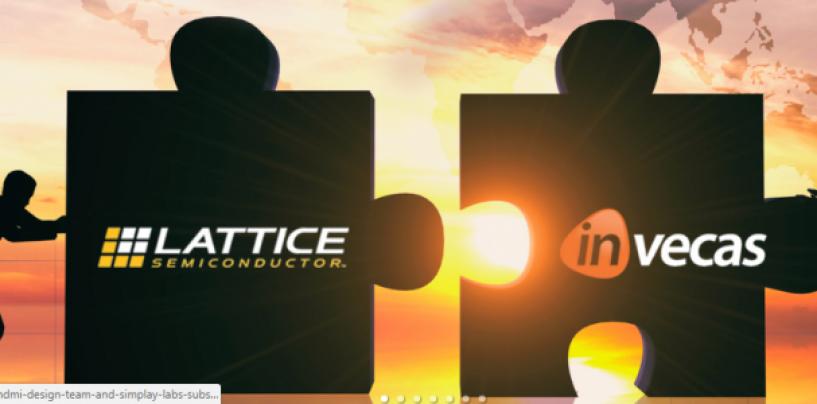 Chip design startup Invecas acquires Lattice's design team, lab assets