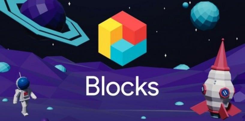 Blocks- Google's new VR art app that lets you create 3D models easily