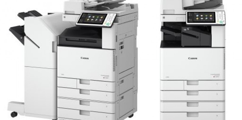 Canon aims to boost workplace efficiency with new set of printers