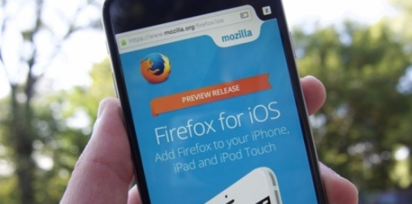 Firefox 8.0 for iOS launched with night mode, external keyboard support and more