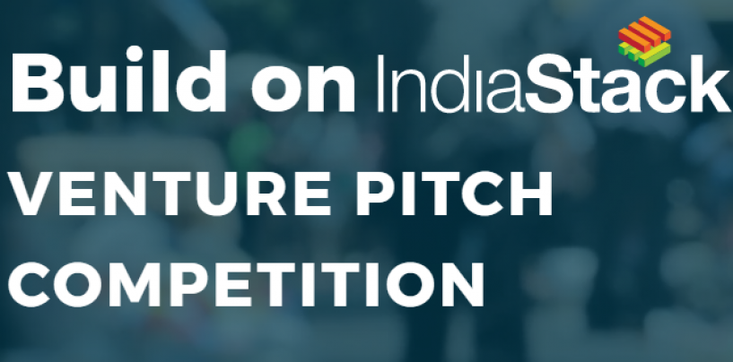 #BuildOnIndiaStack: Venture pitch competition launched for early-stage startups