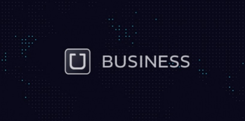 'Uber for Business' now lets organizations set and enforce travel policies