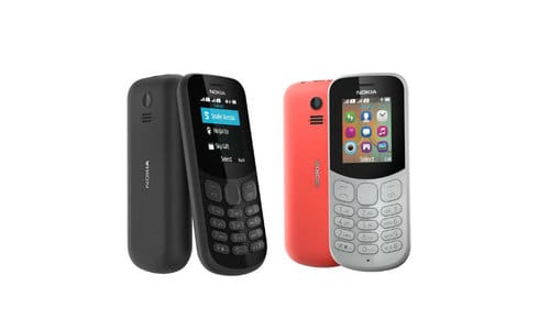 Nokia 130(2017) with dual SIM feature now available in India at Rs