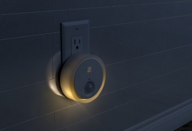 AI powered light that learns your night time habits and lights up your path