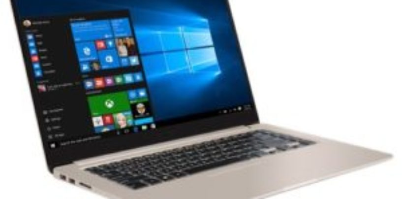 Asus VivoBook S15 and ZenBook UX430 laptops with bezel-less display launched in India