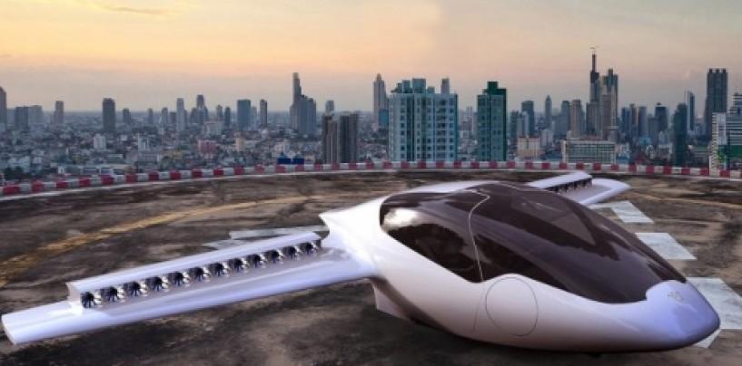 Flying car startup Lilium raises $90mn in Series B funding