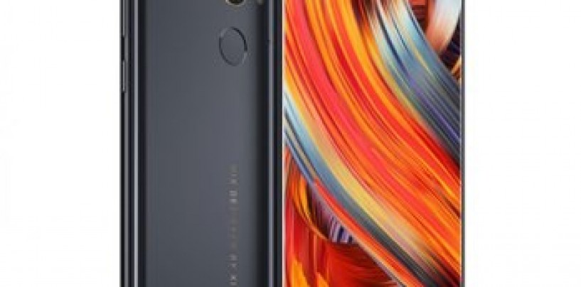 Bezel-less Mi Mix 2 with 6GB RAM launched in India at Rs 35,999