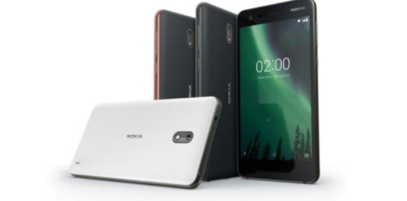 HMD Global launches Nokia 2 with 2-days battery life
