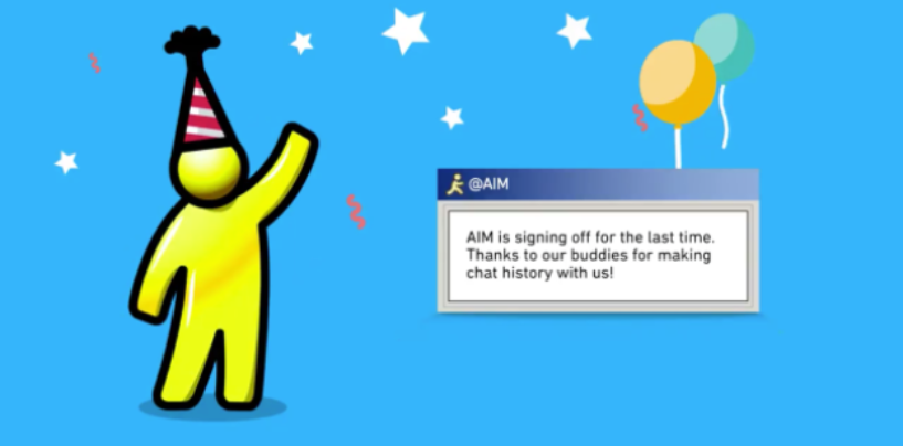 AOL Instant Messenger to shut down on December 15