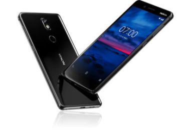 HMD Global announces Nokia 7 with bothie camera starting at CNY 2,499