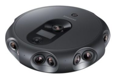 Samsung launches new 360 Round Camera having 17 lenses