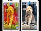 Skype brings Snapchat-like AI photo effects