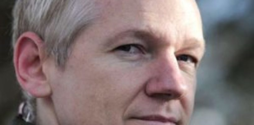 Julian Assange's twitter account restored after going offline for a couple of hours
