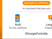 Talk to your new Google Assistant for the Jio feature phone in Hindi