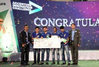 Accenture Innovation Challenge winners develop tech to address sleep disorders