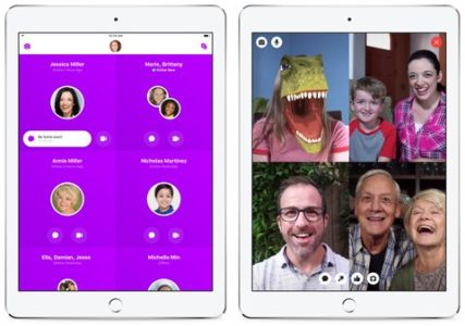 Facebook launches Messenger app for kids