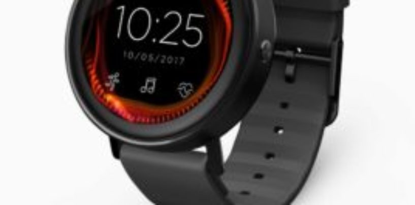 Fossil's Misfit Vapor with Android Wear 2.0 launched in India at Rs 13,874