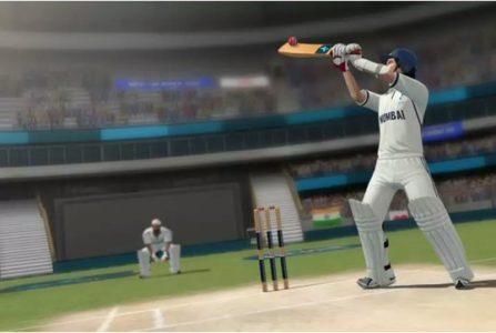 "Sachin Tendulkar launches much awaited cricket game ""Sachin Saga Cricket Champions"""