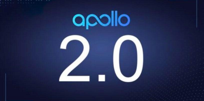 Baidu launches its self-driving platform Apollo 2.0