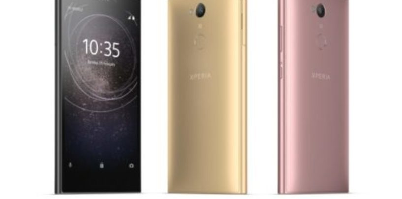 Sony launches 3 new selfie-centric smartphones at CES'18