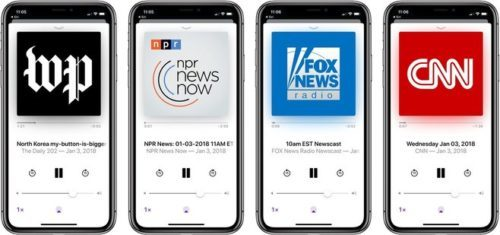 Siri to play podcast whenever you ask for news in iOS 11.2.5 beta