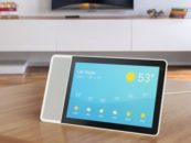 Lenovo debuts a Google Assistant-powered Echo Show rival at CES'18