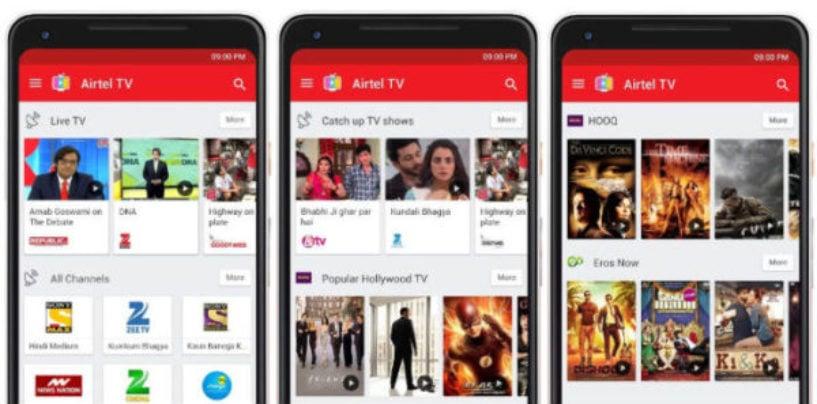 Airtel's strategic partnership now brings Hotstar content on Airtel TV app