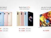 Xiaomi launches Redmi Note 5, Note 5 Pro and Mi TV 4 in India