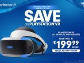You can currently buy Sony Playstation VR for as low as $200