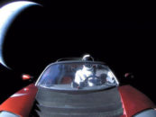 Now you can track Tesla Roadster's journey into space