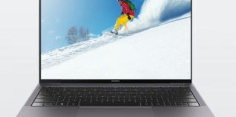 MateBook X Pro: Huawei crams webcam in the laptop keyboard