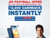 RJio offers instant cashback of Rs 2,200 on Ziox 4G smartphones