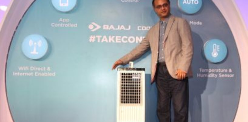 Bajaj Electricals launches first IoT air cooler