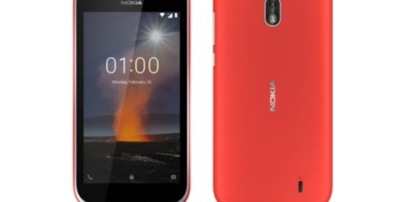 Nokia 1 with Android Go now available for Rs 5,499
